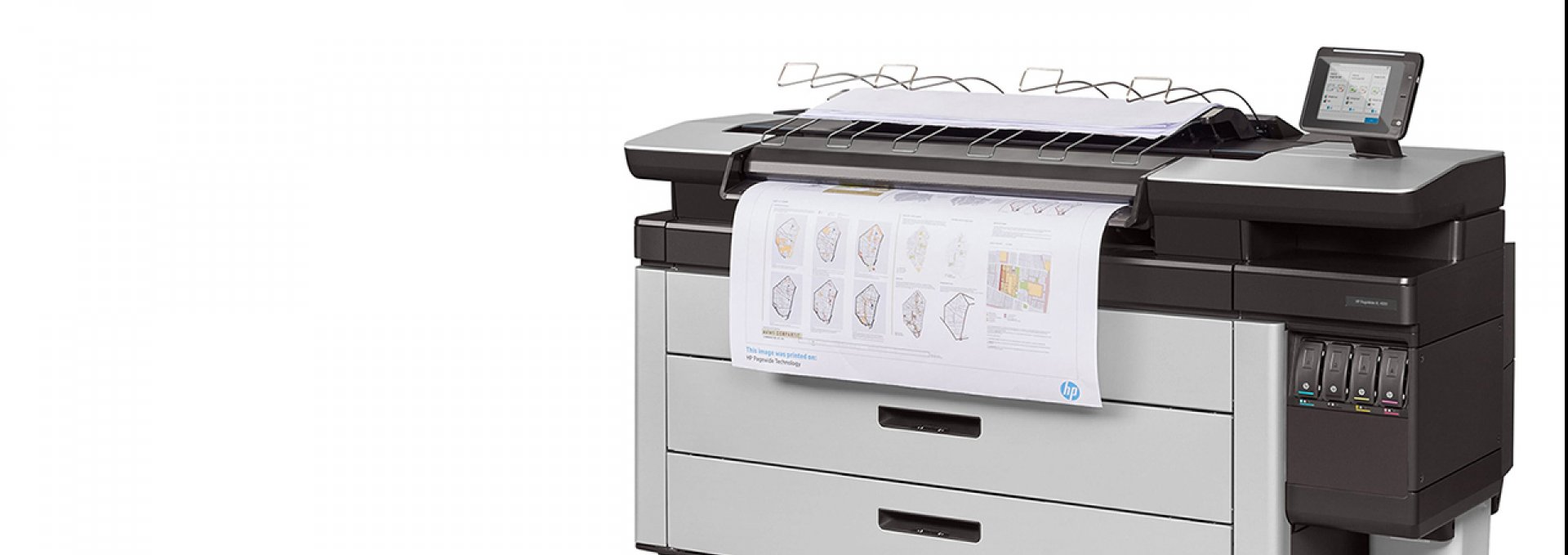 HP PageWide XL4000